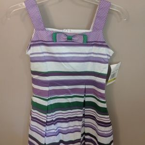 Rare Editions girls dress. Brand new with tags 14